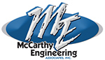 Logo for McCarthy Engineering Associates, Inc.