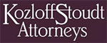 Logo for Kozloff Stoudt Attorneys